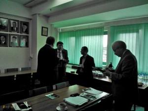 Spotkanie Rady Konsultacyjnej